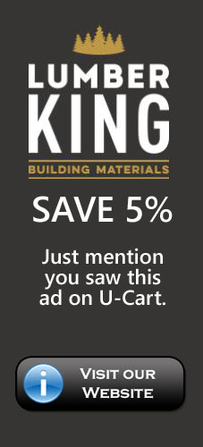 Save 5% when you shop at Lumber King