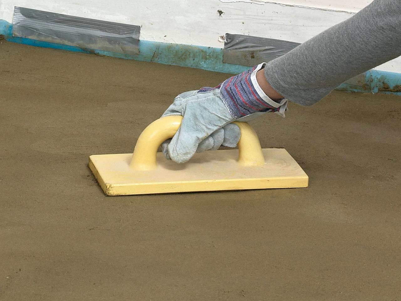 DIY Moment- Concrete Slab Leveling - Steve's U-Cart ...